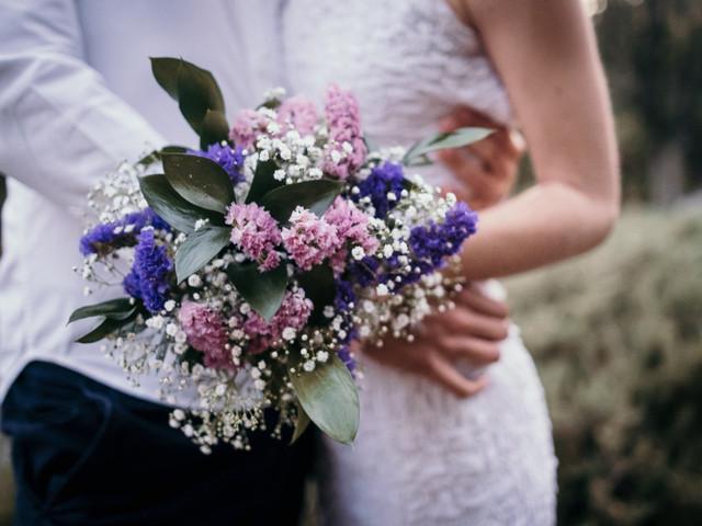 Bouquets em tons lilases: 20 propostas