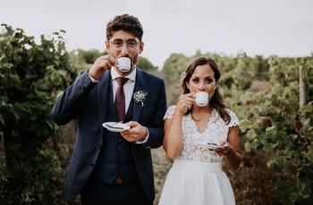 Vai um café? As 6 melhores dicas para um coffee bar no teu casamento