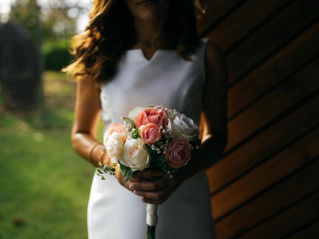 Sinais de que um vestido de noiva não é para ti