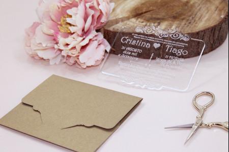 15 convites de casamento originais
