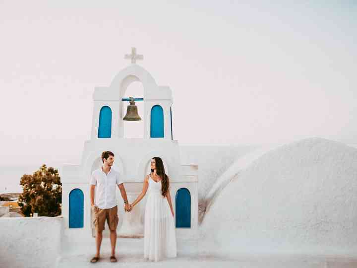 Padrinho e madrinha do casamento: 5 pontos a não esquecer!