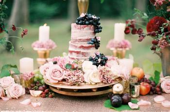Degustação do bolo de casamento: tudo o que precisam de saber