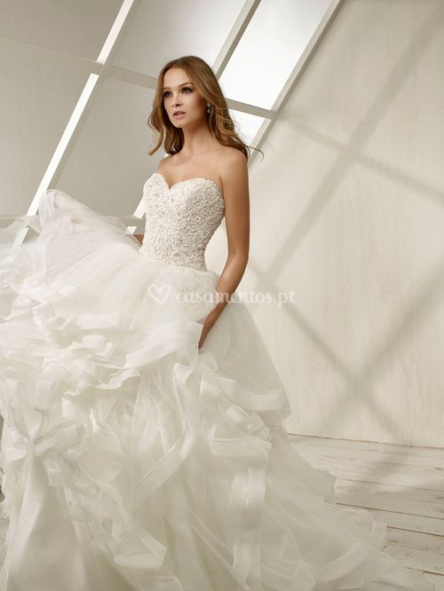 DS 19237, Divina Sposa By Sposa Group Italia