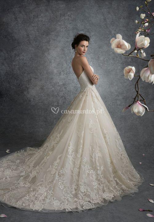 Virgo, Mon Cheri Bridals