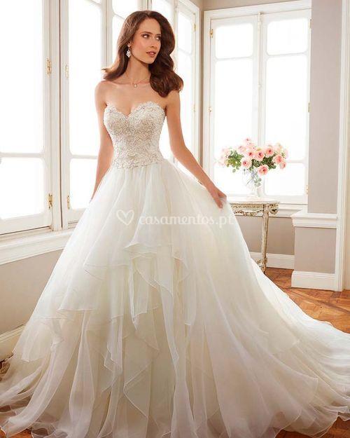 Y11716 - TROPEZ, Mon Cheri Bridals