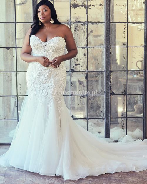 Quincy Curve, Maggie Sottero