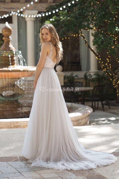 44105 Lavender Blush Multi, Sincerity Bridal
