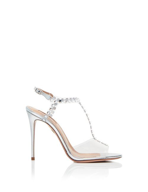 Shine Sandal 105, Aquazzura