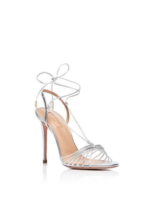 Whisper Sandal 105, Aquazzura