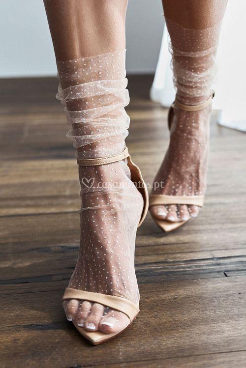 shimmy socks, Grace Loves Lace