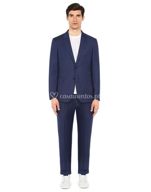 Royal Blue primo, Brioni
