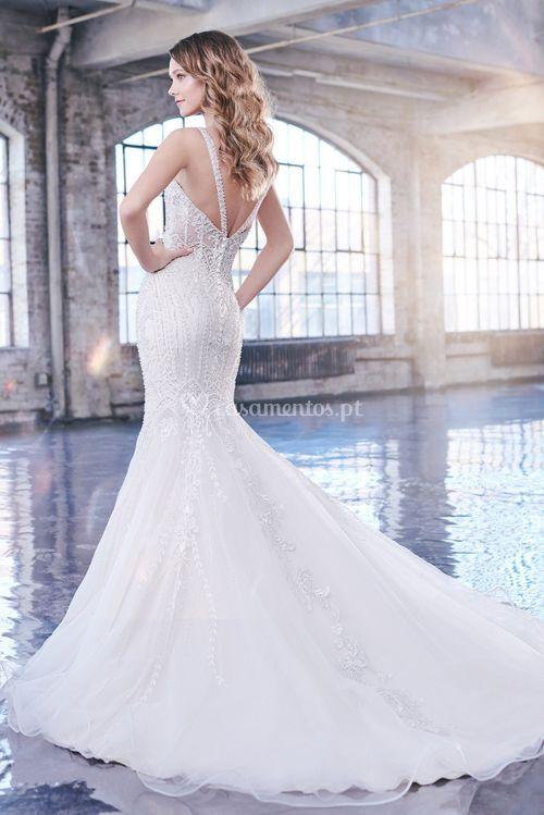 219221, Mon Cheri Bridals