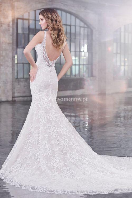 219216, Mon Cheri Bridals