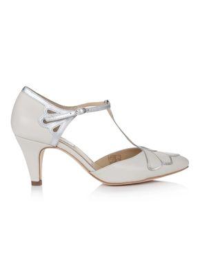 Gardenia II Ivory, Rachel Simpson Shoes
