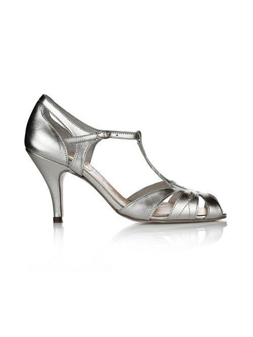 Ginger Silver, Rachel Simpson Shoes