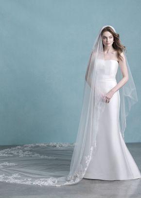 9753-V034, Allure Bridals