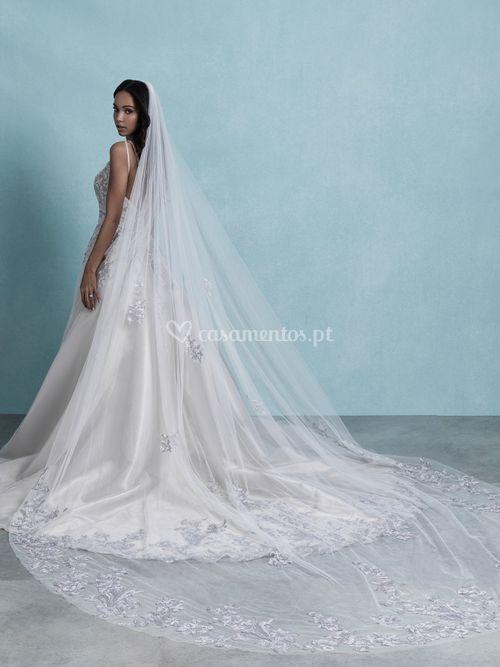9750-V033, Allure Bridals