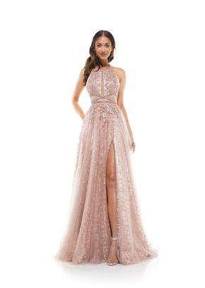 2285RSGD, Colors Dress