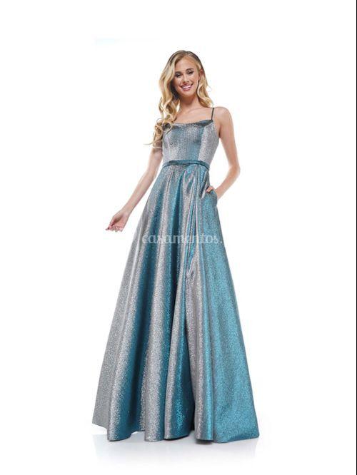 2290BL, Colors Dress