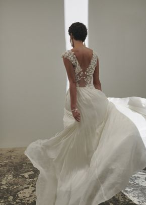 CLOUDY BLOSSOM DRESS, Kaviar Gauche