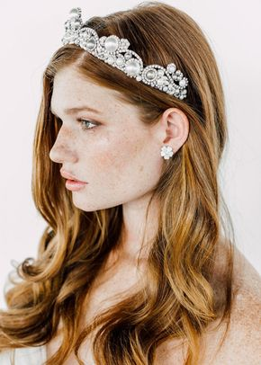 ADELAIDE CROWN, Maria Elena Headpieces