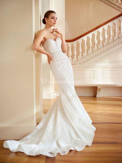 217220, Mon Cheri Bridals