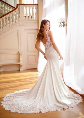217225, Mon Cheri Bridals