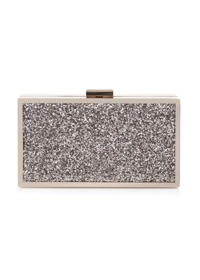 Quartz Glitter Clutch Bag, Rachel Simpson Shoes