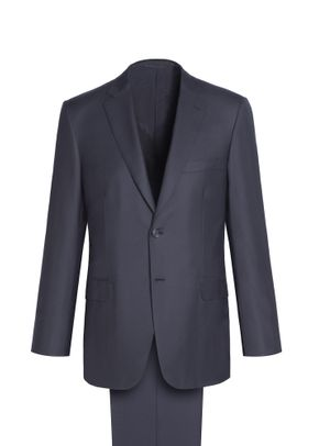 NAVY BLUE BRUNICO, Brioni