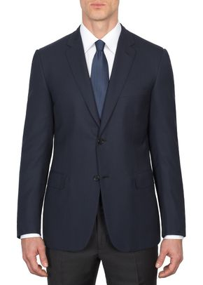 NAVY BLUE RAVELLO, Brioni