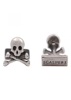 SKULL  SILVER, Scalpers