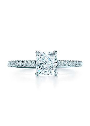 TIFFANY NOVO CUSHION CUT , Tiffany & Co.