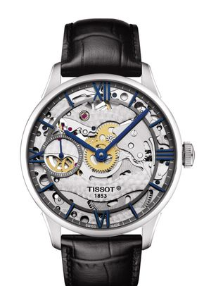 CHEMIN DES TOURELLES SQUELETTE MECHANICAL, Tissot