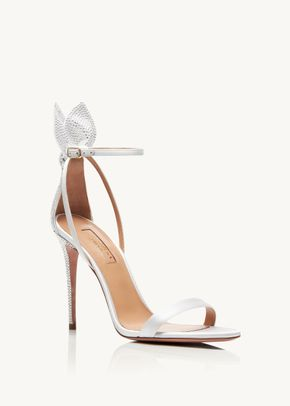 Bow Tie Crystal Sandal 105, 365