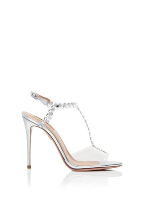 Shine Sandal 105, Aquazzura