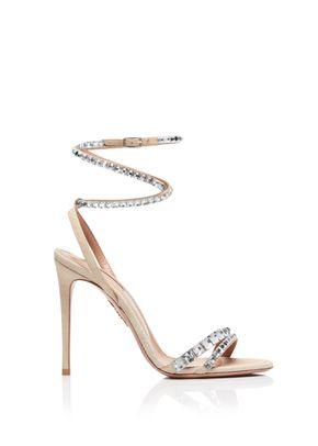 So Vera Sandal 105, Aquazzura
