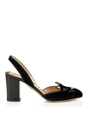 KITTY SLING BACK B, Charlotte Olympia