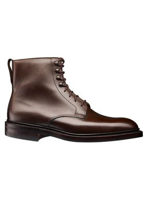 Eskdale II Dark Brown Wax Calf, Crockett & Jones