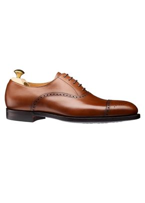 Hatton Bracken Burnished Calf, Crockett & Jones