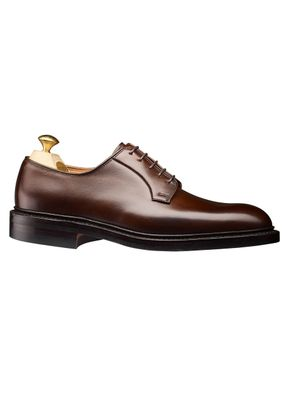 Lanark III Dark Brown Burnished Calf (7), Crockett & Jones