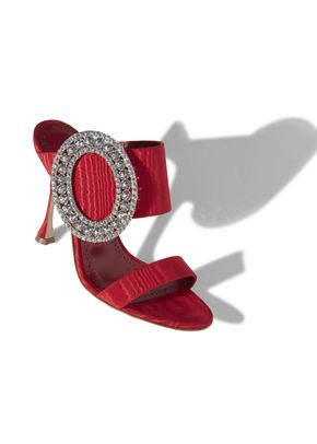 FIBIONA red, Manolo Blahnik