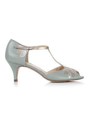 Isla Mint, Rachel Simpson Shoes