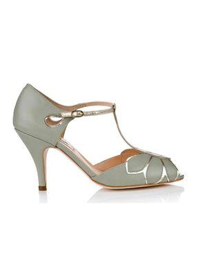 Mimosa Mint Green Shoes, Rachel Simpson