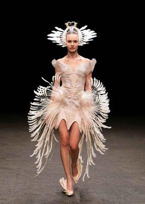 Vestidos de Festa Iris van Herpen