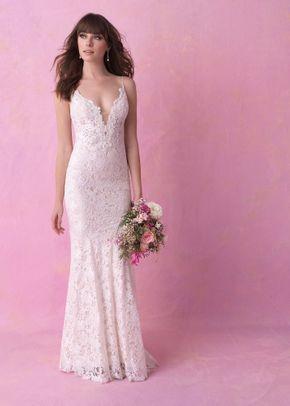 3163 , Allure Bridals