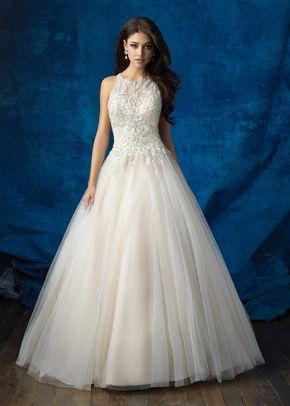 9359, Allure Bridals