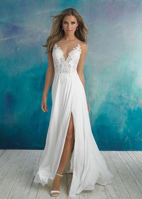 9510, Allure Bridals