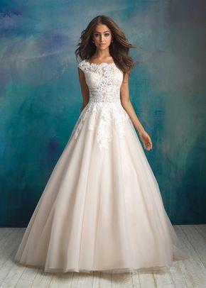 9520, Allure Bridals