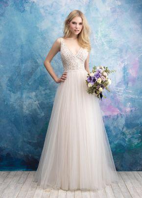 9552 , Allure Bridals