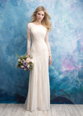 M602, Allure Bridals